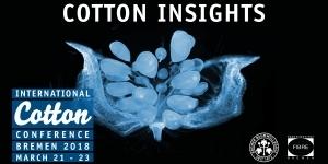 34rd International Cotton Conference Bremen 2018