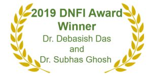 Debasish Das and Subhas Ghosh Win 2019 Award