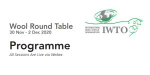 Wool Round Table 2020