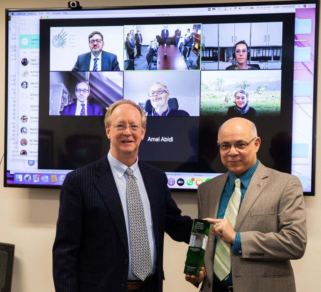 DNFI - Innovation in Natural Fibres Award 2020